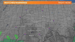 Severe Weather Watches & Warnings